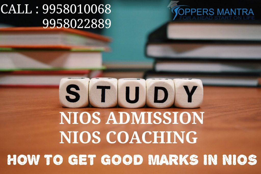 NIOS ADMISSION, NIOS COACHING,